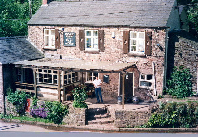 The Boat Inn Free House at Redbrook