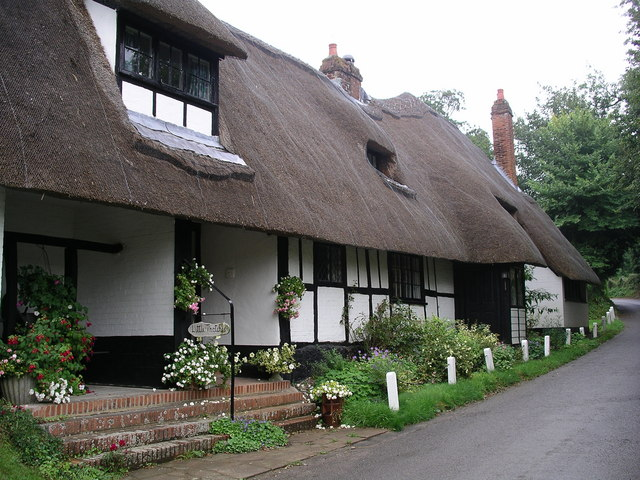 Little Thatches circa 1487 Ashley