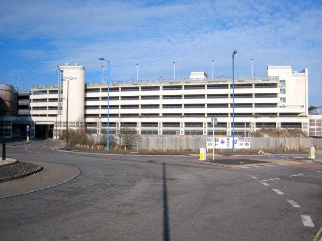 West Quay Multi Storey Car Park