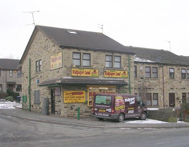 Wallpaper Land - Huddersfield Road