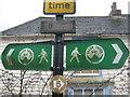 TR0033 : Signs in Hamstreet by David Anstiss