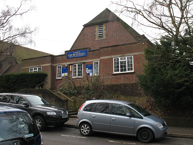 Tadworth church hall