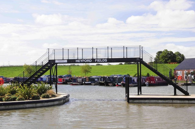 Heyford Fields Marina
