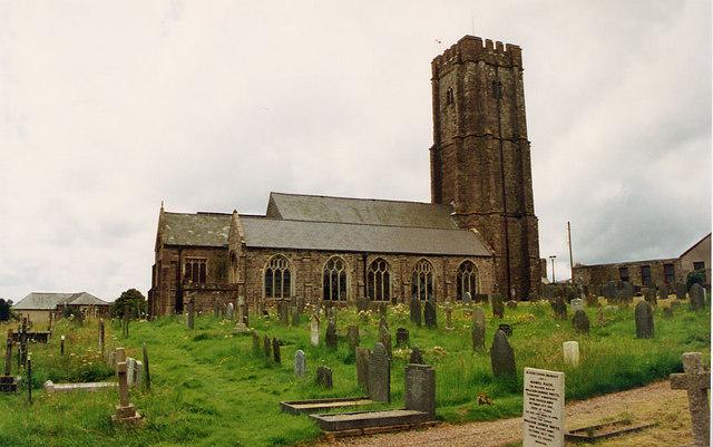 All Saints, North Molton, Devon