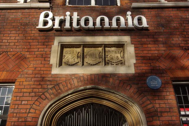 Britannia Building Society Wilmslow Branch