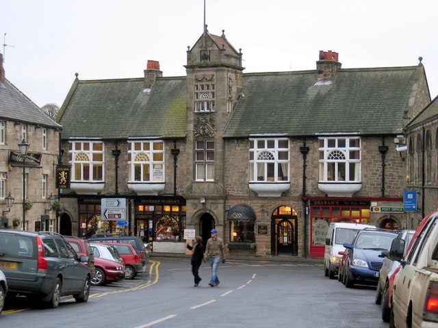 Old Town Hall Buildings, Corbridge