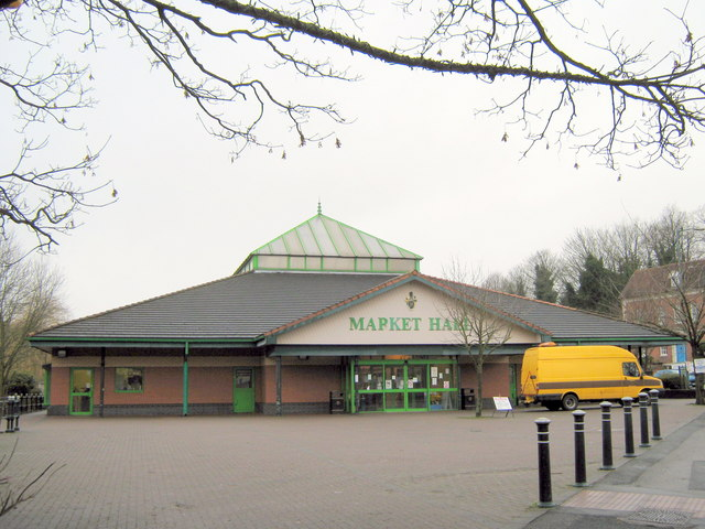 Bromsgrove Market Hall - Due for Demolition