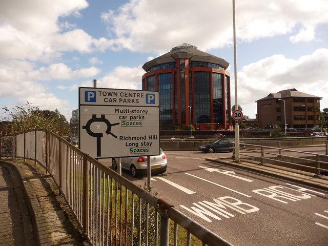 Bournemouth Car Parks Richmond Hill