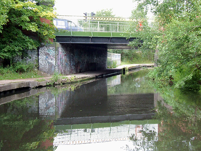 Bridge No 80 near Selly Oak, Birmingham
