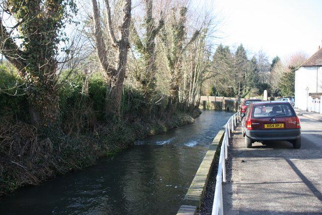 River Darent, Church St, Shoreham