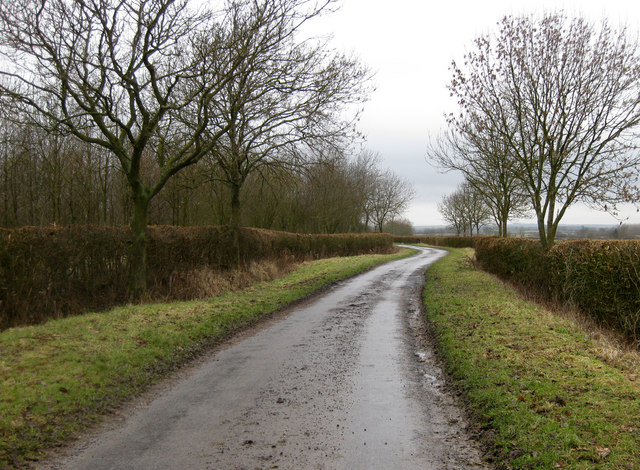 Gypsy Lane, near Manor farm