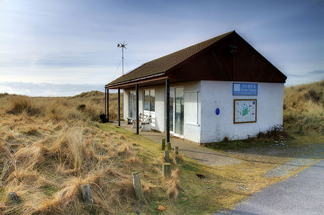 The Ayres Visitor Centre