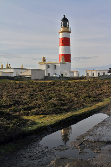 Point of Ayre Lighthouse