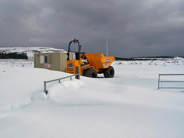 Snow gate?