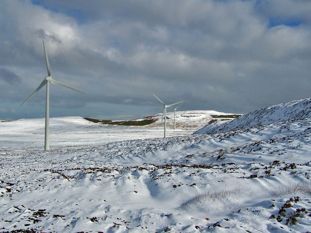 Edinbane wind farm