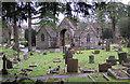 ST6469 : Keynsham Cemetery : Week 9