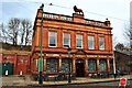SK3454 : The Red Lion Hotel, Crich Tramway Museum : Week 9