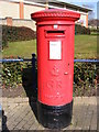 TQ4383 : Abbey Road George V Postbox by Adrian Cable