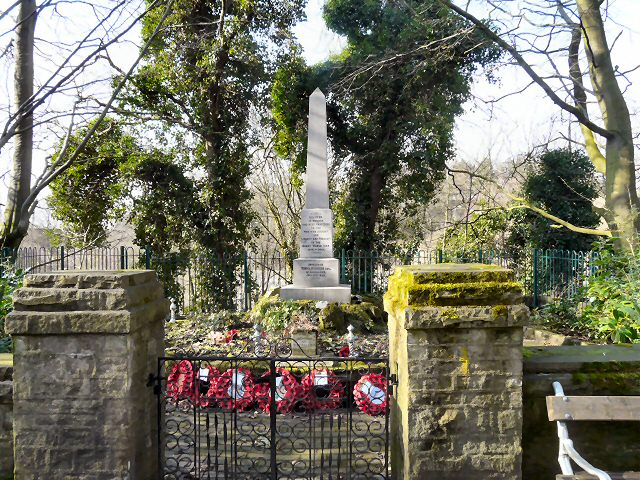 Godley Hill War Memorial