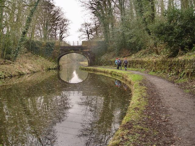 Lancaster Canal Bridge 93