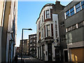TQ3279 : The Kings Arms, Newcomen Street, Southwark by Stephen Craven