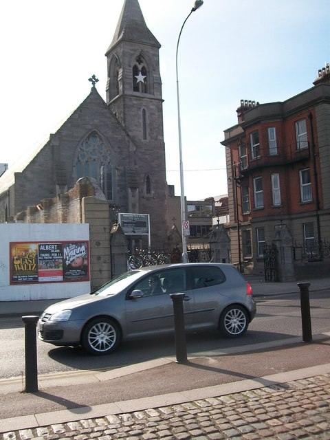 Church of the Immaculate Heart of Mary, City Quay