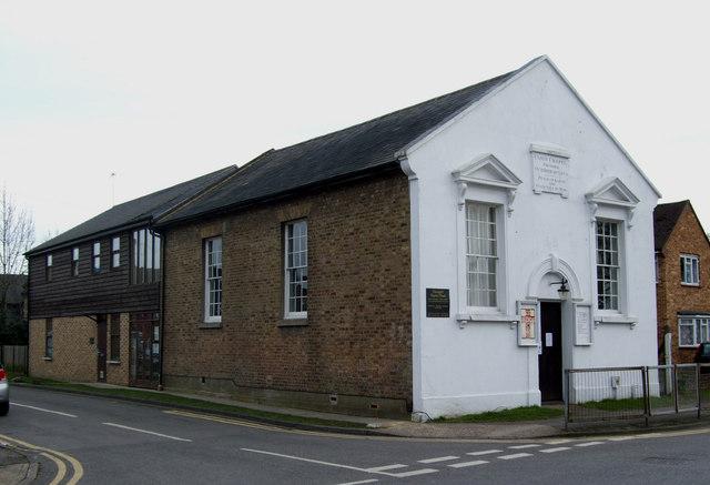 Harefield Baptist Chapel