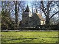 SP8516 : All Saints Church by Shaun Ferguson