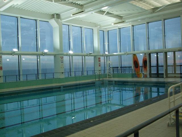 St Dunstan 39 S Swimming Pool Paul Gillett Geograph Britain And Ireland