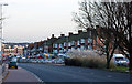TQ2288 : Early Evening on Watford Way by Martin Addison