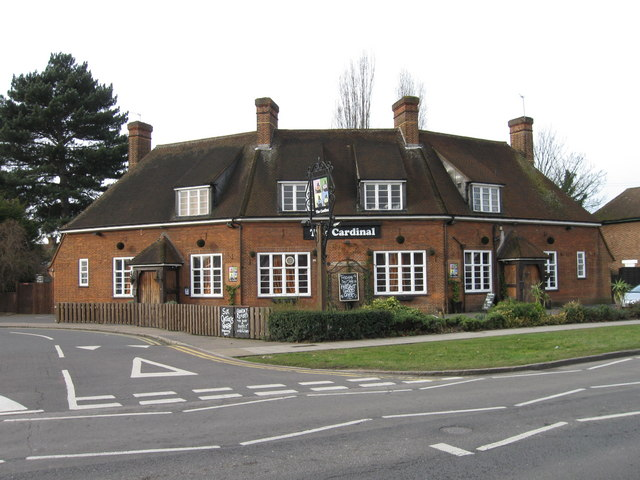 The Cardinal Public House, Tudor Drive