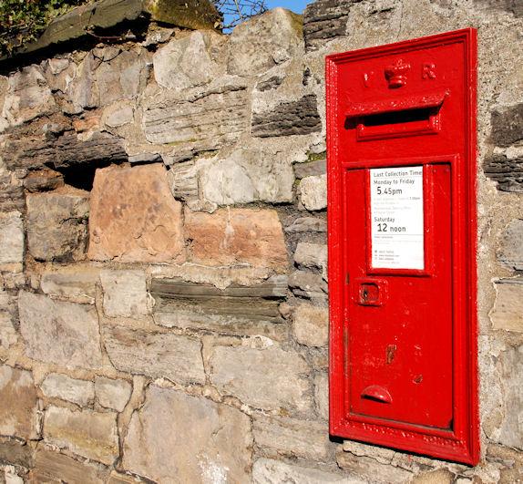 Letter Box Newtownards 1 169 Albert Bridge Cc By Sa 2 0
