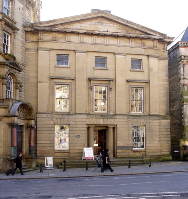 Newcastle Building Society Edinburgh