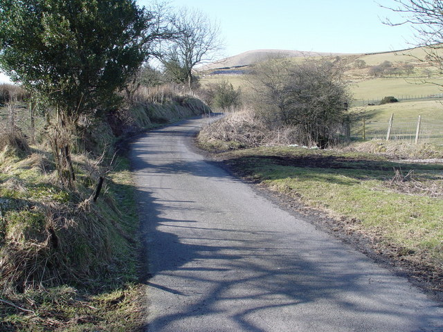 Fell Road From Barnslack