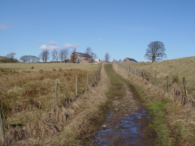 Old Road To Greystonely