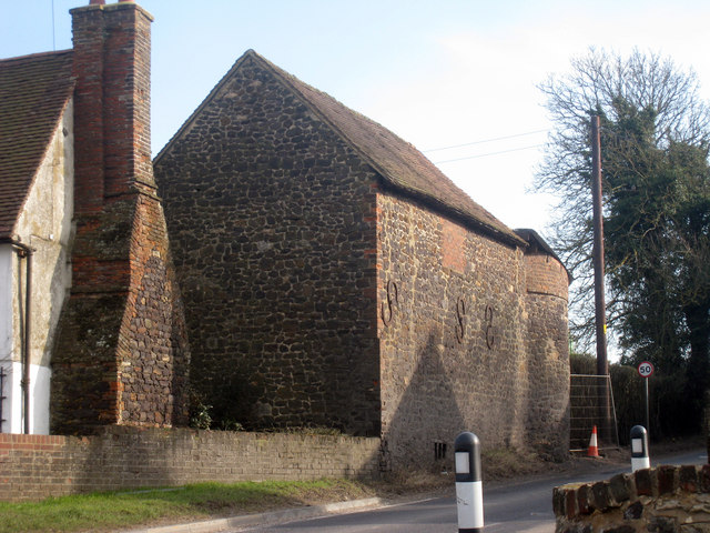 Oast House at Orchard Place Farm, Comp Road, Wrotham Heath, Kent