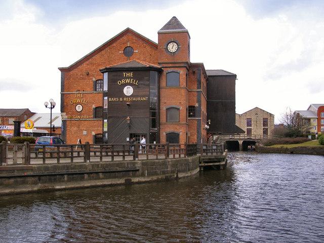 Wigan Pier Museum The Orwell Wigan Pier