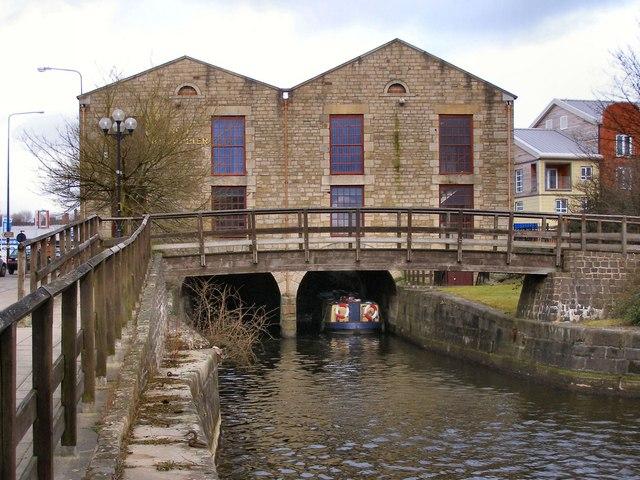 Wigan Pier Museum No.1 Wigan Pier