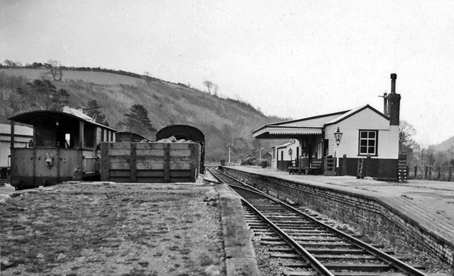 Aberayron station