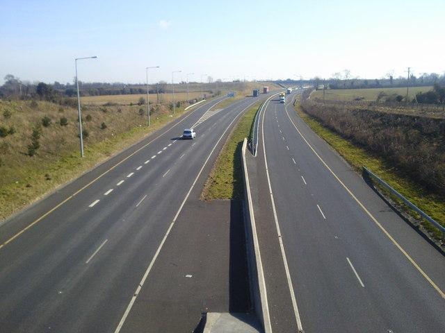 M2 Motorway, near Ashbourne, Co Meath