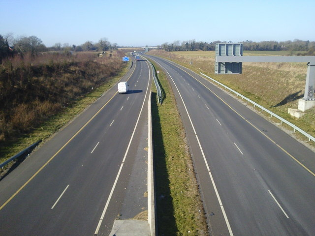 M2 Motorway, near Ashbourne, Co Meath