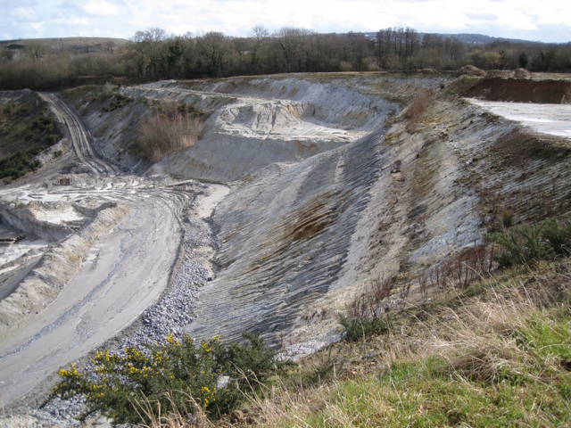 Denistone Quarry, southwest extension