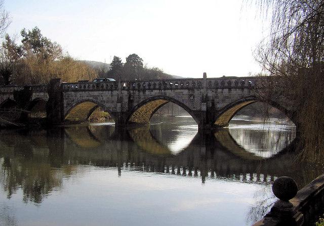Toll Bridge in Batheaston