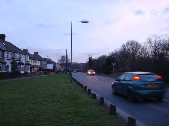 Leyton Cross Road, Dartford Heath