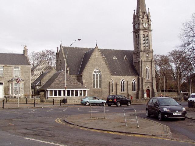 Mannofield Church Ewen Rennie Cc By Sa   Geograph