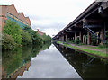 SP0990 : Birmingham and Fazeley Canal near Gravelly Hill, Birmingham by Roger  Kidd