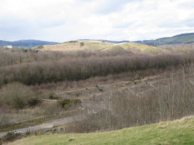 Southwest corner of Southacre Quarry