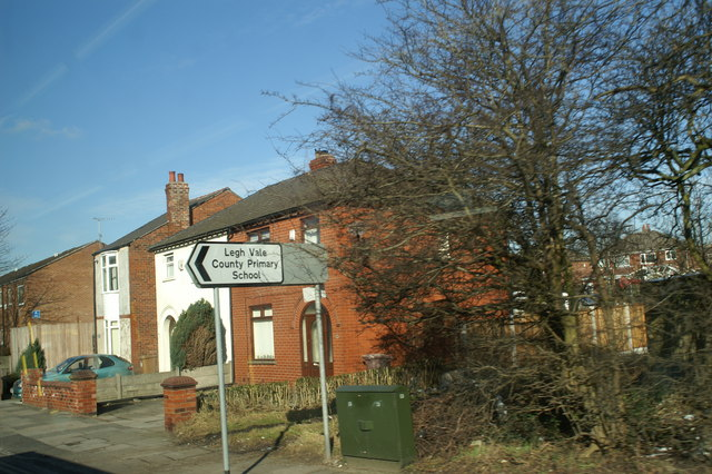 Older housing on Clipsley Lane (A599)