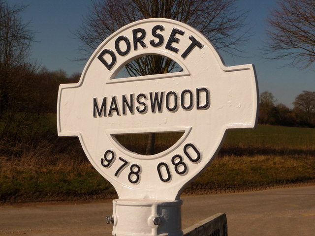 Manswood: finger-post detail