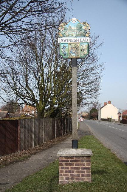 Millennium sign